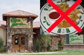 fake italian restaurant chain olive garden is doing the unthinkable according to nation s restaurant news the company is taking french fries and