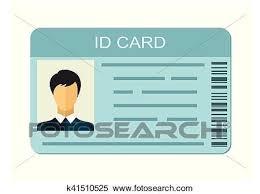 Id Card 3 Portal » Clipart