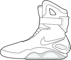michael jordan shoes coloring pages free coloring pages air shoes coloring pages sketch coloring page coloring