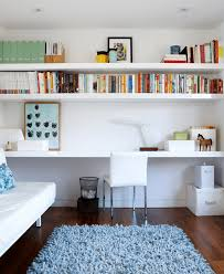 Office shelf ideas Bookshelf Collect This Idea Homeoffice1 Freshomecom 28 Creative Open Shelving Ideas Freshomecom