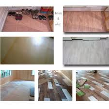 2 months promotion direct import korean vinyl tiles home