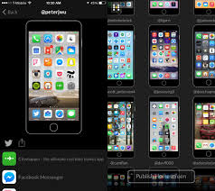 Discover New Apps And Creep On Peoples Phones With Homescreen