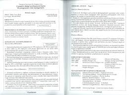Resume In One Page Sample Best Of How To Make Cover Letters Resume One Page Ex Letter Length Samples
