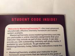 mastering chemistry student access kit pearson  mastering chemistry student access kit pearson 9780321570130 chemistry amazon