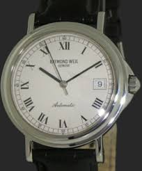 raymond weil tradition automatic r dial 2834st00300 pre raymond weil tradition automatic r dial 2834st00300 pre owned mens watches