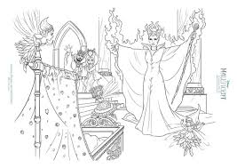 Small Picture MALEFICENT Activity Sheets and Coloring Pages