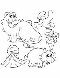 Small Picture Dinosaur Coloring Pages What to Expect