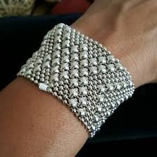 sergio gutierrez jewelry sg liquid metal chevron bracelet