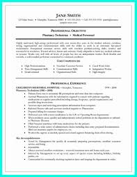 Pharmacy Tech Resume Template Gorgeous Office Technician Resume Veterinary Technician Resume Lovely