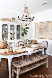love all the neutrals and textures in this french dining room maisondepax