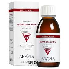 <b>Пилинг</b>-<b>гель</b> REPARE-<b>Skin</b> Control (40%) (Aravia Professional ...