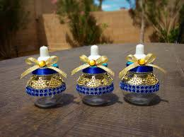 Blue And Gold Baby Shower Decorations 12 Royal Blue Baby Shower Favors Little Prince Baby Shower