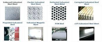 galvanized sheet metal surface treatment home depot 26 gauge