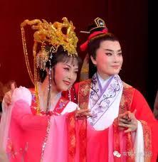Image result for 越劇YUEJU OPERA 《柳毅傳書》