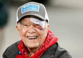 Former President Jimmy Carter, 95 ...