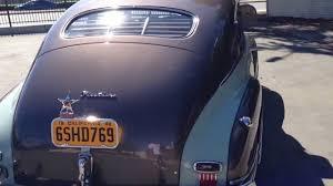 1948 Chevy fleetline Aerosedan - YouTube