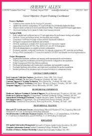 Project Coordinator Resume Project Coordinator Resume Project