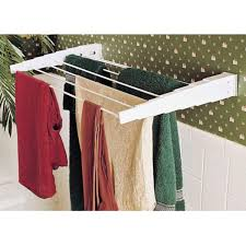 picture of laundry drying rack