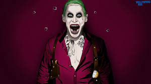 Jared Joker Leto Wallpaper 1600x900 ...