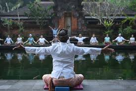 immerse yourself in bali