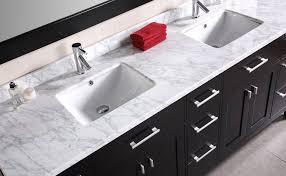 bathroom vanity counter tops. Double Basin Cut Out Bathroom Vanity Top Counter Tops