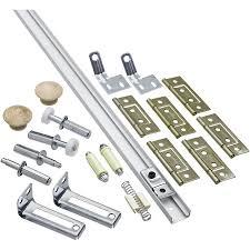 national hardware 1 piece bifold closet door hardware kit