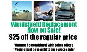 red deer auto glass replacement service
