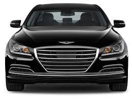Image: 2016 Hyundai Genesis 4-door Sedan V6 3.8L RWD Front ...