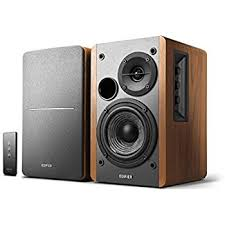 speakers online. edifier r1280t powered bookshelf speakers - 2.0 active near field monitors studio monitor speaker online