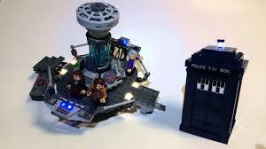 Lego Doctor Who Set Light Kit