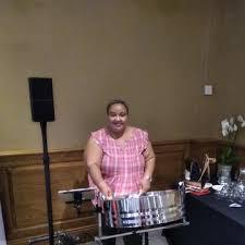 Book Sofia Mills, Steel Drummer in Birmingham - Encore Musicians