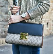 Image result for bloggers wearing designer gucci bags