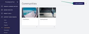 How To Design A Community Create A Community Thinkific
