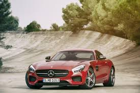 Mercedes amg gt: ecco la nuova supercar made in germany