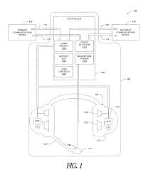 patent us7907721 headset auxiliary input jacks s for cell patent drawing