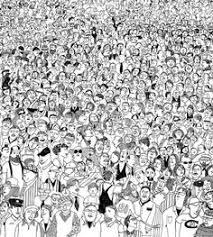 258 Best Crowds Images In 2019 Draw Art Drawings Collage