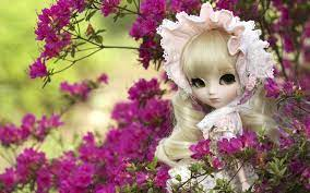 Cute Doll Girl HD Wallpaper [1920x1200 ...