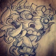 Asian Demon тута эскиз тату эскизы татуировок японские татуировки