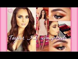 victoria s secret makeup tutorial taylor hill inspired you