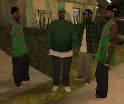 gangs in gta san andreas gta wiki fandom powered by wikia grove street families