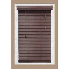 wood blinds. Brilliant Wood Home Decorators Collection Brexley 212 In Premium Wood Blind  345 For Blinds