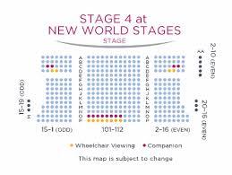 New World Stages Stage 4 Shubert Organization