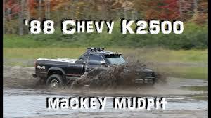 Custom 1988 Chevy K2500 - Mackey Mudpit '16 - YouTube