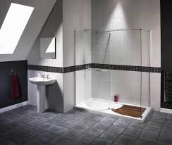 Bathroom. Captivating Walk In Shower Design Inspired To Create A ...