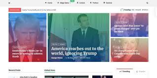 Wordpress Template Newspaper 13 Best News Wordpress Themes 2018 Themelibs