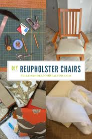home sing how to reupholster dining room chairs
