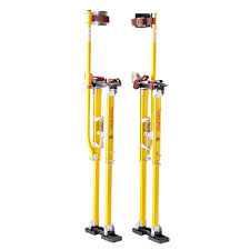 36 in to 48 in magnesium adjustable drywall stilts
