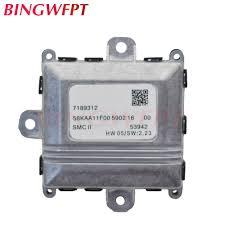 Bmw E46 Light Control Module Us 31 79 23 Off Automotive Xenon Lamp Ballast Hid Headlight Ballast Unit Control Module For Bmw E46 E90 E60 E61 E65 7189312 On Aliexpress