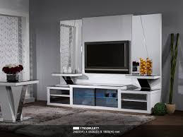 Lcd Tv Furniture For Living Room Living Room Led Tv Wall Unit Designs Living Room Design Ideas