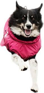 Hurtta Summit Dog Parka 10 In Cherry